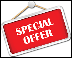.SPECIAL OFFER